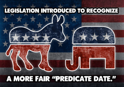 Predicate date may be changed