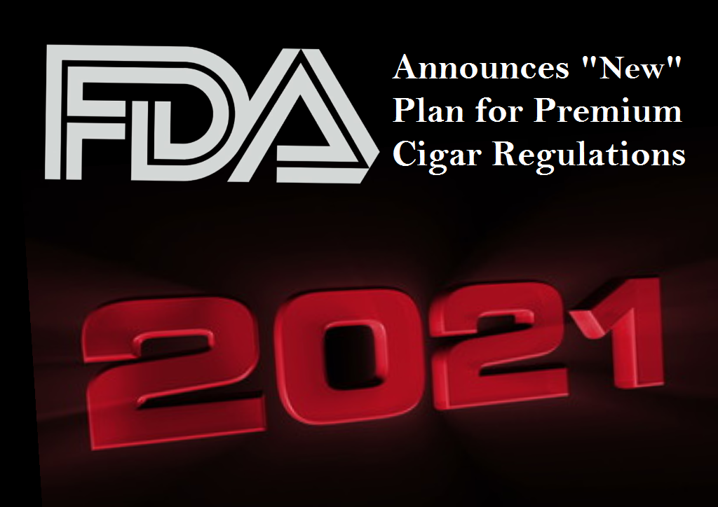 fda new premium cigar plan
