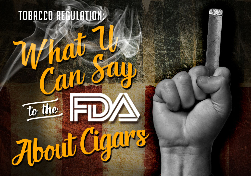 What to say to the FDA