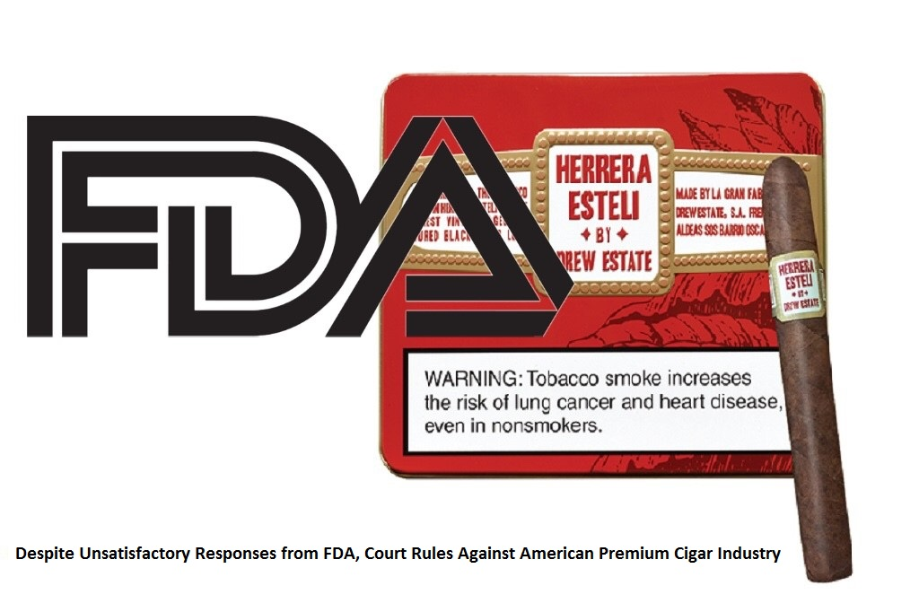 FDA Rules against