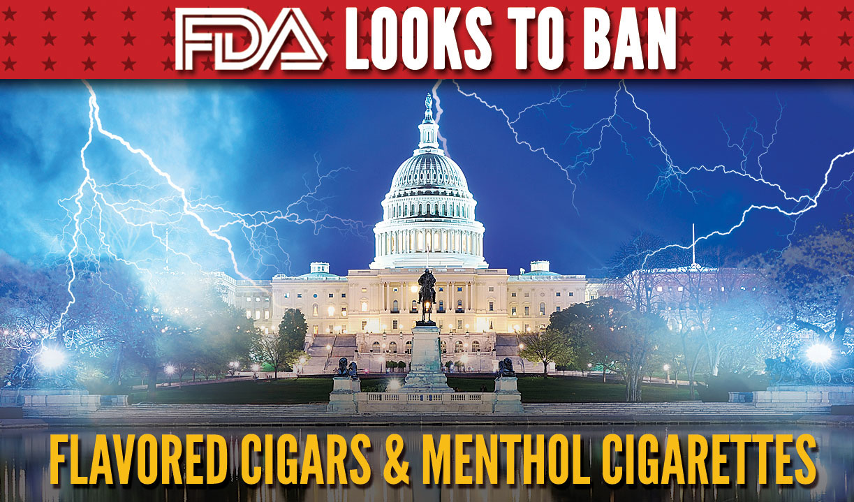 FDA looks to ban flavored tobacco