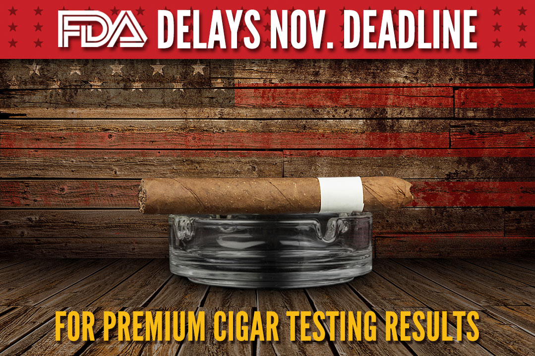 FDA Delays Deadline